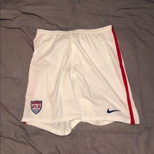 Nike USMNT Soccer Shorts
